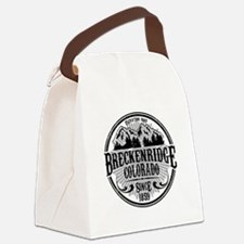 Breck Old Radial.png Canvas Lunch Bag