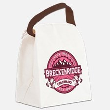 Breckenridge Honeysuckle Canvas Lunch Bag