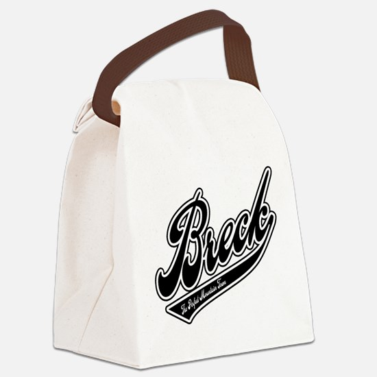 For Light Breck Perfect.png Canvas Lunch Bag