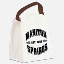 Manitou Springs Old Style Lights.png Canvas Lunch
