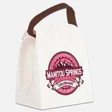 Manitou City Honeysuckle.png Canvas Lunch Bag