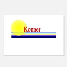 Konner Postcards (Package of 8)