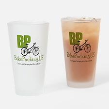Bikepacking.US Drinking Glass