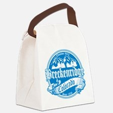 Breck Old Blue.png Canvas Lunch Bag