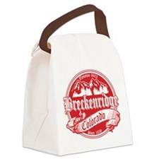 Breck Old Red.png Canvas Lunch Bag