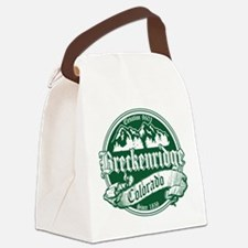 Breck Old Green.png Canvas Lunch Bag