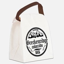 Breck Circle 2.png Canvas Lunch Bag