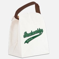 Breckenridge Tackle and Twill.png Canvas Lunch Bag