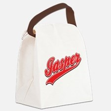 Jasper Tackle and Twill.png Canvas Lunch Bag