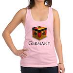 Cube Germany Racerback Tank Top