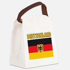 Deutschland Canvas Lunch Bag