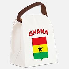 Ghana Canvas Lunch Bag