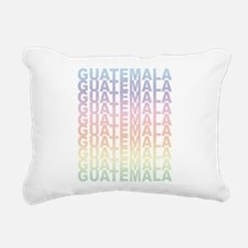 Guatemala Rectangular Canvas Pillow