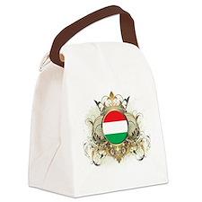 Stylish Hungary Canvas Lunch Bag