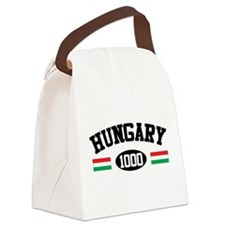 Hungary 1000 Canvas Lunch Bag