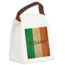 Vintage Ireland Canvas Lunch Bag