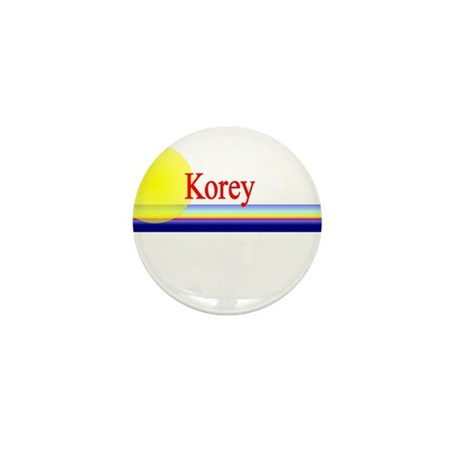 Korey Mini Button (10 pack)