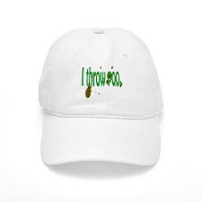 I throw Baseball Cap