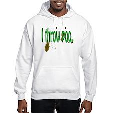 I throw Hoodie