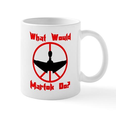 Martok BP Mug