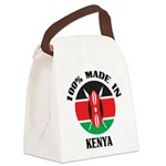 Made In Kenya Canvas Lunch Bag