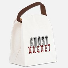 Ghost Magnet Canvas Lunch Bag