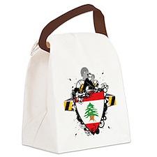 Hip Lebanon Canvas Lunch Bag