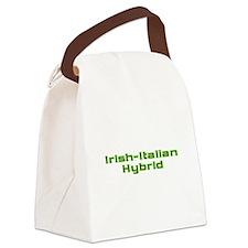 Irish Italian Hybrid Canvas Lunch Bag