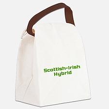 Scottish Irish Hybrid Canvas Lunch Bag