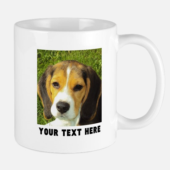 Dog Photo Personalized Small Mug