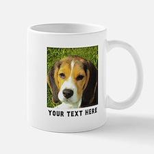 Dog Photo Personalized Small Mugs