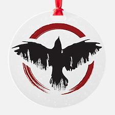 Crow Dog Farm Crow Ornament