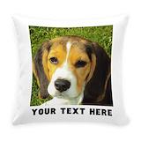 Pets Burlap Pillows