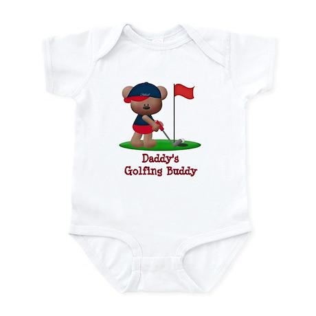 Daddys Golfing Buddy Infant Bodysuit