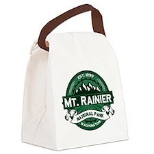 Mt. Rainier Forest Canvas Lunch Bag
