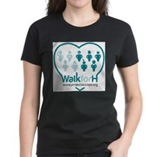 Walk for H Logo Tee