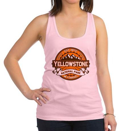 Yellowstone Pumpkin Racerback Tank Top