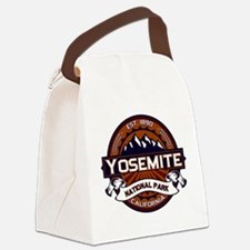 Yosemite Vibrant Canvas Lunch Bag