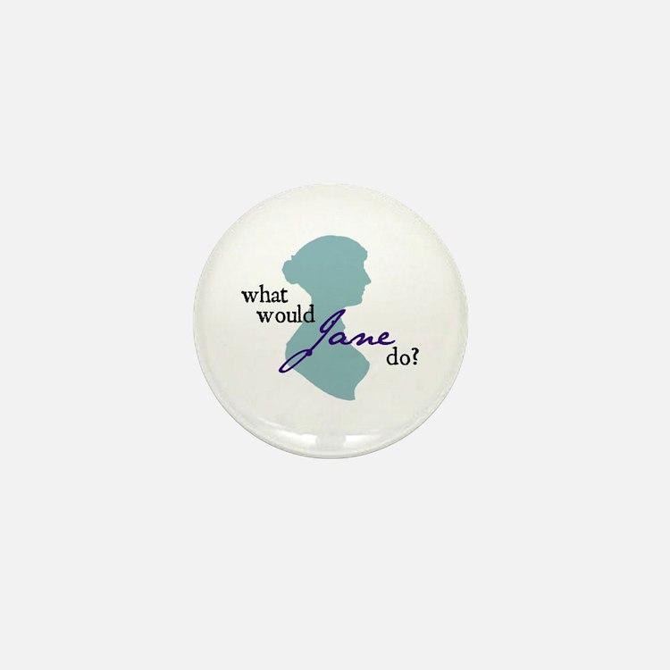 Cute Literature Mini Button