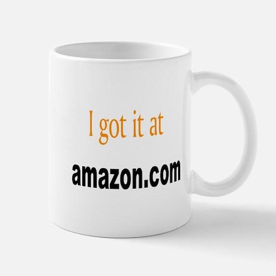 I got it at amazon.com Mug