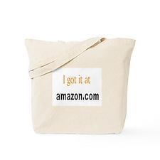 I got it at amazon.com Tote Bag