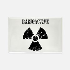 Radioactive Rectangle Magnet (10 pack)