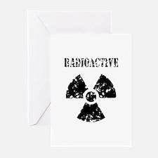 Radioactive Greeting Cards (Pk of 10)