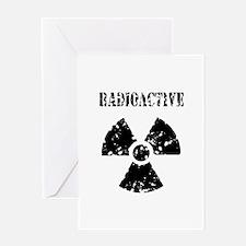 Radioactive Greeting Card