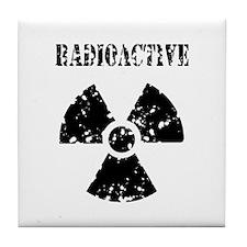 Radioactive Tile Coaster