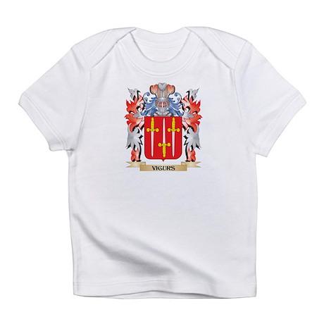 Vigurs Coat of Arms - Family Crest T-Shirt