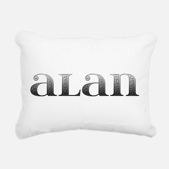Alan Rectangular Canvas Pillow