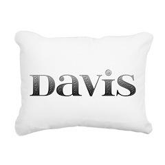 Davis Rectangular Canvas Pillow