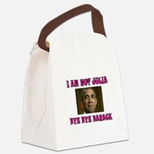 NOT JULIA Canvas Lunch Bag