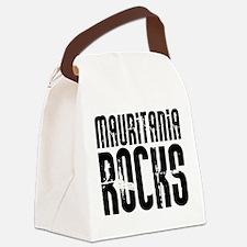 Mauritania Rocks Canvas Lunch Bag